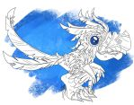 Dread Hatchling - Ink by MagicalMelonBall