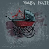 Safe Hell - cd cover by enjoykerin