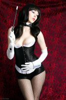 Zatanna Cosplay by LittleBitLizbit