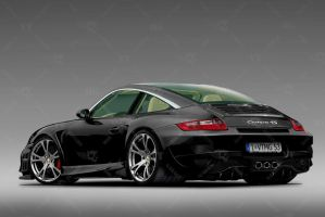 Porsche 911 TARGA by VTMG-Engineering
