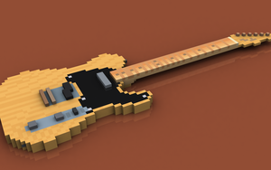 Telecaster by itsklicken