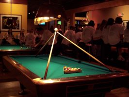 Billiards by stelthvue