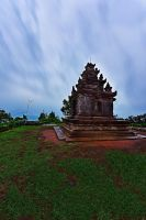Gedong Songo Temple 2 by danusagoro
