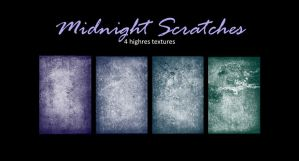 Resources: Midnight Scratches by pelleron