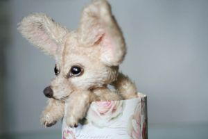 fennec fox by Matlyak