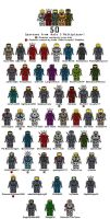 Halo 3 Customs by Aryck-The-One