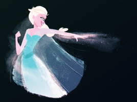 Elsa by beffalumps
