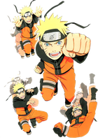 Render Naruto Shippuden PNG HD by WallPB by WallPB