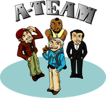 The A-Team by s0s2