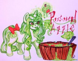 Poisoned Apple *Finished by GarbageGoddess