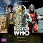 Apollo 23 audiobook cover by Hisi79