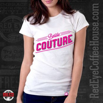 Red Eye Coffee House - Barista Couture by chadtrutt
