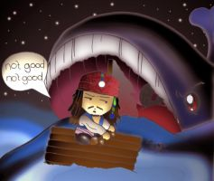Not Good Not Good by Missy-Sparrow
