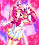 Sailor Chibimoon: Twinkle Yell by Tetiel