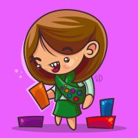 Girl Scout Goodness by ArtisticDyslexia