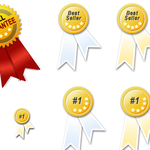 Badges Certificate by freegraphicpack