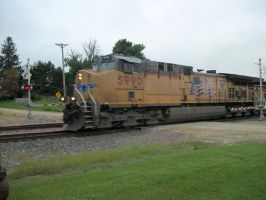 Union Pacific 5990 by CNW8646