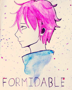 Formidable by Ultimatemariolover