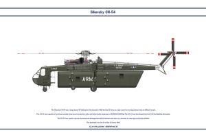 Sikorsky CH-54 USA 2 by WS-Clave