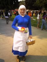 Sophie and Calcifer, Kcon 2011 by Sunnybrook1