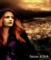 THE CITY BURNS by KerensaW