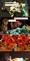 The Troubles of Being Rainbow Dash by Andrewnuva199