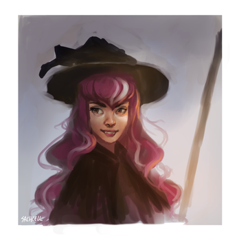 witch babby by sachcell