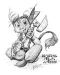 Little Ratchet by paradoxal