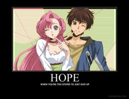 Demotivational: Hope by d3pthcharge12