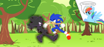 You Can Do It Sonic! by Discourt