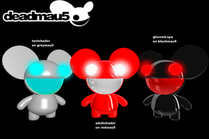 MMD NC: Mau5 n Stuff by Purple-RageMMD