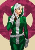 MARVEL Rogue by wansworld