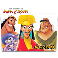 The Emperor's New Groove by estelkatrin