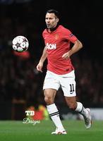 Ryan Giggs by Tautvis125
