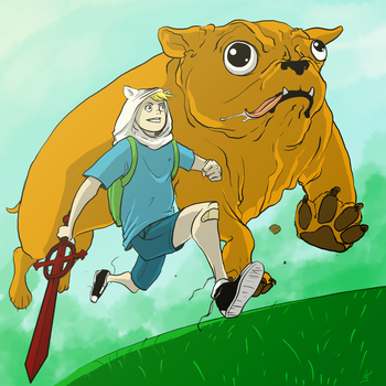 Adventure Time! by Javen