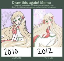 Draw again 2011 2012 by supertonton11