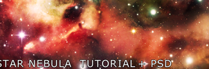 Star Tutoral+PSD by xXKonanandPain