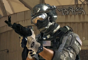 MW3 USA Soldier by Starwarsclub123