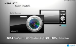 debLURR : Digital Camera by bharathp666
