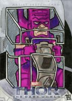 Thor, The Dark World - Galactus by 10th-letter