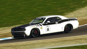 2008 Dodge Challenger SRT8 TC (Gran Turismo 5) by Vertualissimo