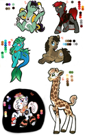 MP Adoptables: Little-bash by Kayla-san