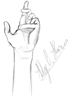 Hand by maxy1103
