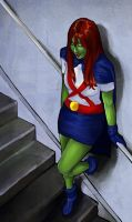 Miss Martian by OrthopedicUnderwear