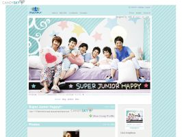Super Junior - Happy by mish18