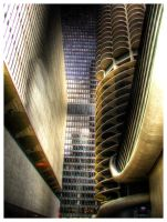 Chicago hdr by greycamera