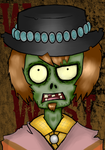 PvZ:The Poncho Zombie by RageShadows3346