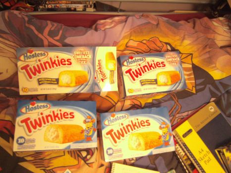 Its Twinkie Time mother fuckers by wolf-knight-1