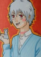 Shion ACEO card by LadyNin-Chan