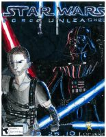Star Wars The Force Unleashed II by simpsonsquire